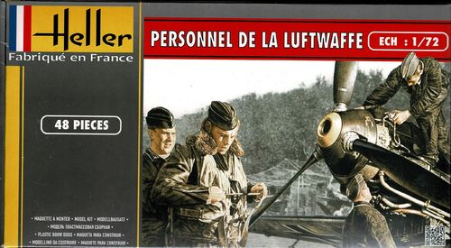 Deutsche Luftwaffe Personal Figuren-Set